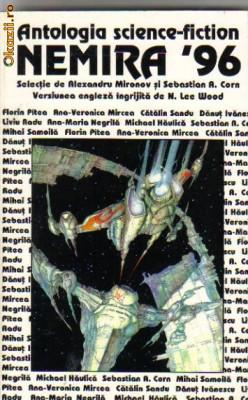 antologia sf nemira `96 * romanian sf anthology nemira `96 foto