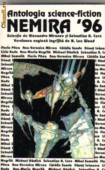 antologia sf nemira `96 * romanian sf anthology nemira `96 foto mare