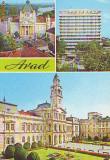 S-1939 Arad  Palatul cultural Hotel Astoria Consiliul popular