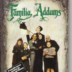 Elisabeth faucher - familia addams - Roman, Anul publicarii: 1993