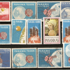 Timbre Panama 1966 Lot st. si nest. diferite - Timbre straine