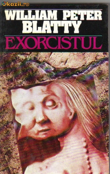 william peter blatty - exorcistul