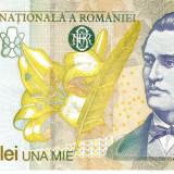 ROMANIA 1000 Lei - Bancnota romaneasca