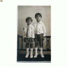 O FOTO 34 Copii -Foto-Lux Zalevsky-Braila-necirculata-antebelica