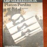 PLATON PARDAU, DIAVOLUL DE DUMINICA - Roman