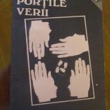 TUDOR CRISTEA, PORTILE VERII - Roman