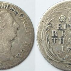 Prusia 1/3 thaler 1773 A - Moneda Medievala