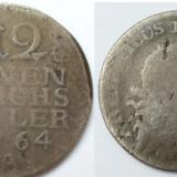 Prusia 1/12 thaler 1764 A - Moneda Medievala