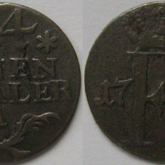 Prusia 1/24 thaler 1783 A