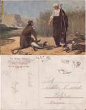 Ilustrata-tema religioasa 18-iudaica-Vechiul Testament, Circulata, Printata