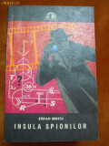 Colectia Sfinx , STEFAN BERCIU , INSULA SPIONILOR