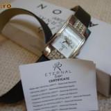 Ceas eternal love cu cristale SWAROVSKI - Ceas dama