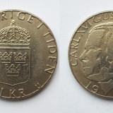 SUEDIA 1 KRONA 1983 U **, Europa