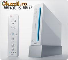 MODARE Nintendo Wii inclusiv 4.3 si PS3 - cu jocuri pe HDD