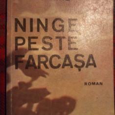LAURIAN ANTE, NINGE PESTE FARCASA - Roman