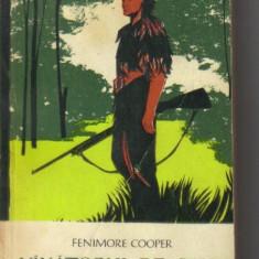 Fenimore cooper - vanatorul de cerbi, 1962
