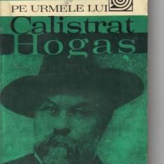 Valentin ciuca - pe urmele lui calistrat hogas - Biografie