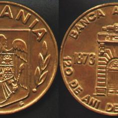 Medalie BANCA AGRICOLA 120 DE ANI DE ACTIVITATE 1873-1993