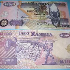 ZAMBIA 2008 - 100 KWACHA - UNC