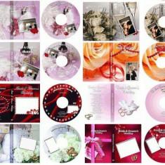 Template-uri PSD pentru coperti DVD nunti & botezuri