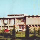 S 2729 Ramnicu Valcea Casa de cultura a sindicatelor - Carte Postala Oltenia dupa 1918