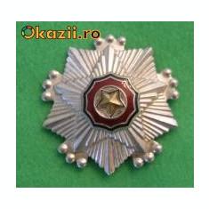 Bnk md coreea de nord Ordinul Drapelul National cls 3 - Ordin/ Decoratie, Asia