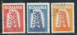 RFL 1956 Exil Romania EUROPA dt stampilate
