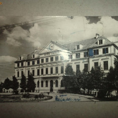 CP (RPR) - BOTOSANI Scoala medie LAURIAN - Carte Postala Moldova dupa 1918