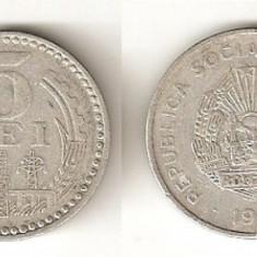 5 lei 1978 - aluminiu - Moneda Romania