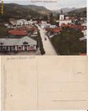 Targu Ocna (jud.Bacau)-Vedere generala