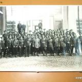 Foto Delegatie Militara Romana la Praga 1931 - Fotografie veche