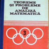 Teoreme si probleme de analiza matematica - S. Radulescu - Carte Matematica