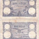 * Bancnota 20 lei 1929 19 Septembrie - Bancnota romaneasca