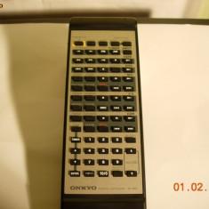Telecomanda receiver Onkyo 4 - Telecomanda aparatura audio