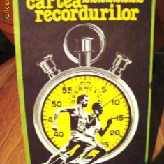 Cristian Topescu, Virgil Ludu - Cartea recordurilor - Carte de aventura