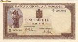 * Bancnota 500 lei 1942 - aprilie