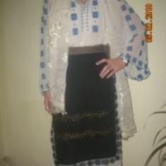 Costume populare autentice din Hobita lui Brancusi - Costum populare