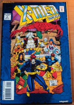 X-Men 2099  #1/1993. Marvel Comics foto