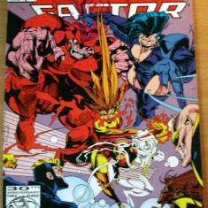 X-Factor #80 - Marvel Comics - Reviste benzi desenate