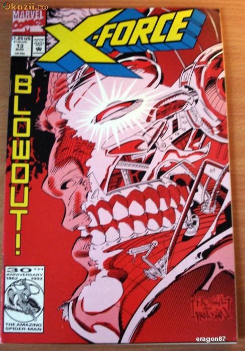 X-Men X-Force #13 - Marvel Comics foto mare