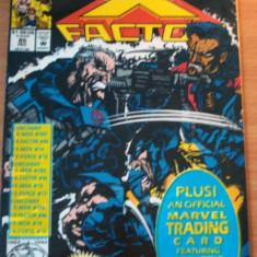 X-Factor #85 - Marvel Comics - Reviste benzi desenate