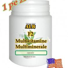 Multivitamine Multiminerale AMERICANE - pret importator - Dieta
