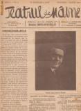 Revista Teatrul de Maine (Bucuresti,1919)