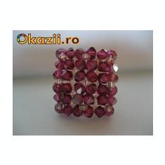Bijuterii facute manual cu cristale Swarovsky Swarovski, Marime: 20