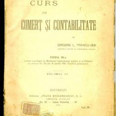 Gr. Trancu-Iasi - Curs de comert si contabilitate(vol. 3), 1921 - Curs marketing