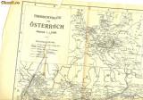 Harta Austria, aprox. 1930-35, 1:1000000