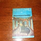 Mostenitorii focului - Herbert Zand (col. Globus) - Carte de aventura
