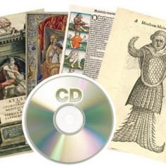 Carti Vechi de Exceptie (1400-1900) - facsimile pe CD - Carte veche