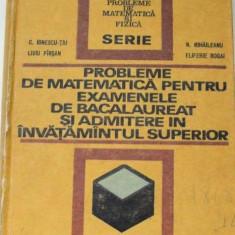Matematica, anticariat