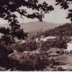 R 4408 Calimanesti Pod peste Olt Circulata - Carte Postala Oltenia dupa 1918